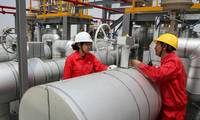 China to import more gas from U.S.
