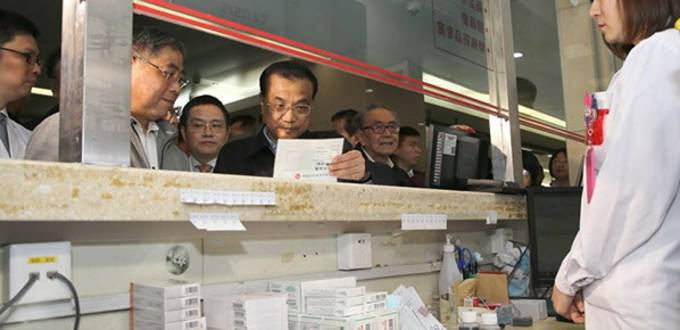 China to speed up cutting cancer treatment prices: Premier