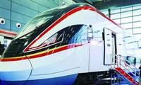 New types of high-speed trains on debut in China