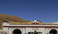 World's highest highway tunnel open to traffic in Tibet