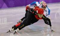 China to appeal disqualification in short track 3,000m relay
