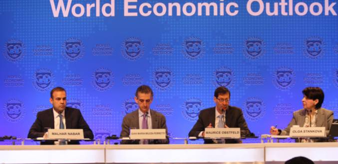 IMF predicts 3.9% world economic growth for 2018 and 2019