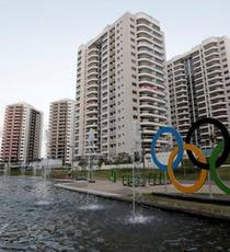 Rio Olympic Village opens its gate