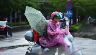 southern chinese island braces for typhoon mun